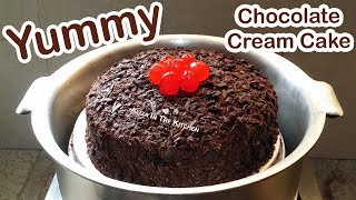 Chocolate Cake | Cake Without Oven | Chocolate Cake Without Oven | Aliza In The Kitchen