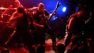 Bliss Of Flesh - Apokalyptic Fields (live at La Dynamo) - 2015-03-01