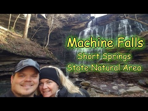 Machine Falls Near Tullahoma, Tn