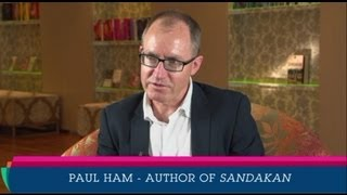 Paul Ham interview about SANDAKAN - Random Book Talk
