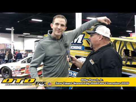 Billy Pauch Jr | Motorsports 2020 with Ken Bruce