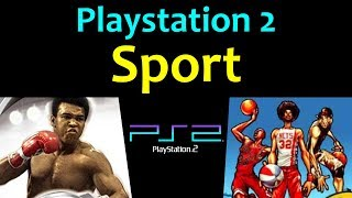 10 awesome PS2 Sport games 😍 Video 1 ... (Gameplay)