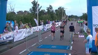AG 85 Oranjeloop Nieuwleusen 2017 finish en passages 10km