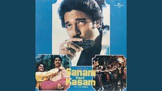 Kitne Bhi Tu Karle Sitam (Sanam Teri Kasam / Soundtrack Version)