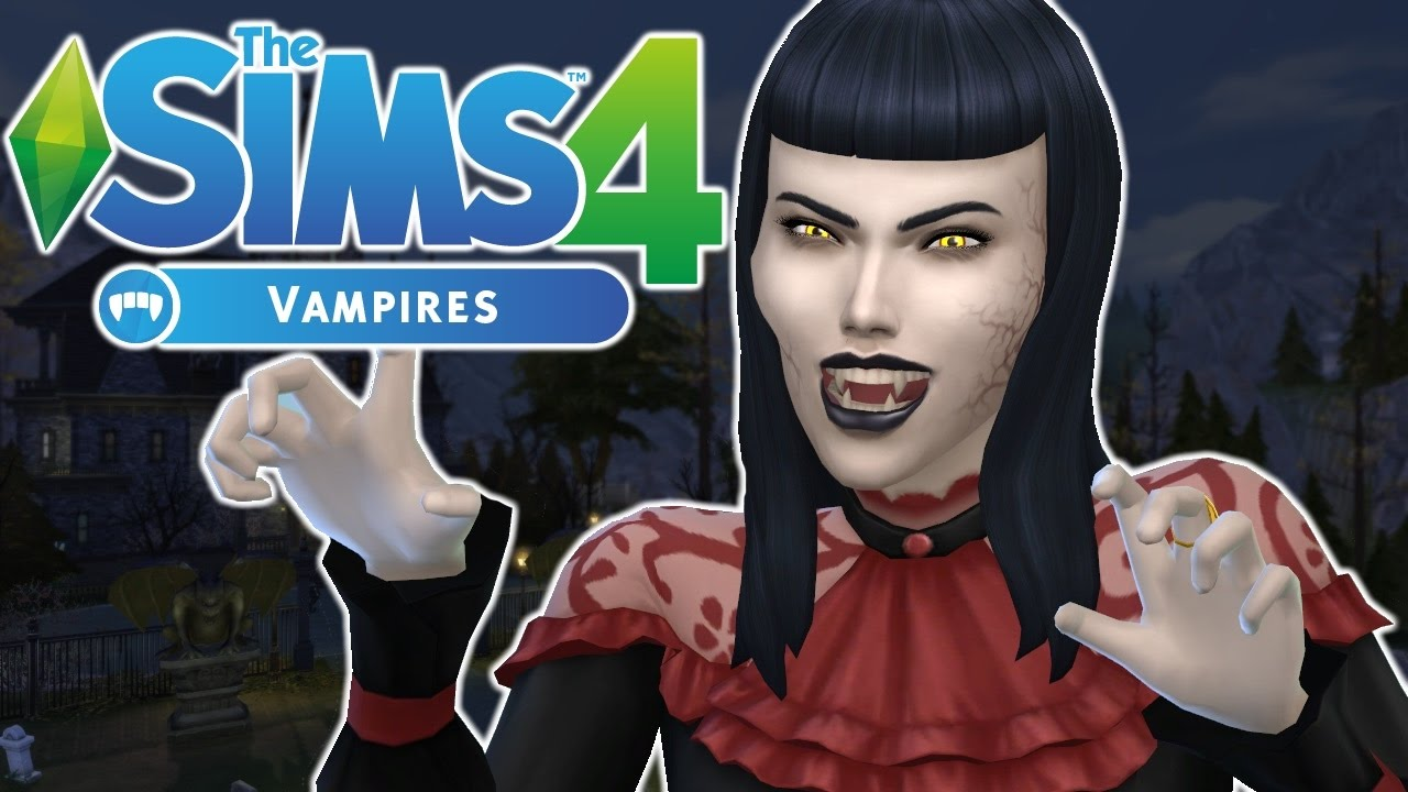 Download Let's Play: Sims 4 Vampires | Part 15 | Baby Vampire!