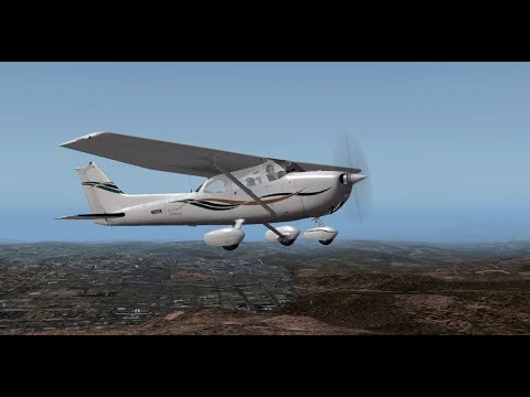 Tutorial#3Cessna 172 full startup from cold and dark state xplane 10 in seatac. Intl. Airport:)