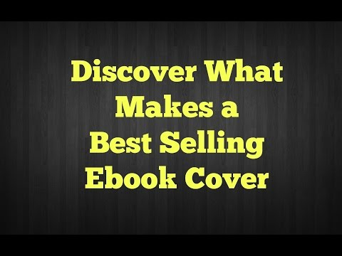 <h1>Discover What Makes a Best Selling Ebook Cover</h1>
