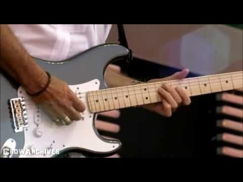"Sheryl Crow & Eric Clapton - ""Tulsa Time"" (Live, 2007) with Albert Lee & Vince Gill -"