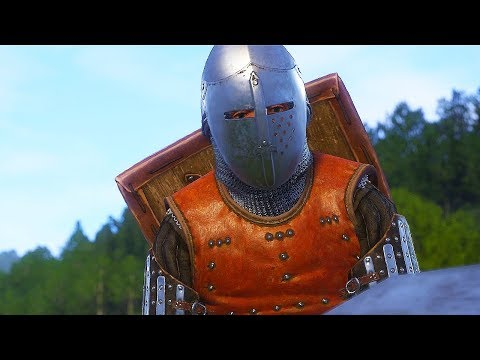 Kingdom Come Deliverance New Gameplay Demo (Open World RPG 2018 - PS4 Xbox One PC)