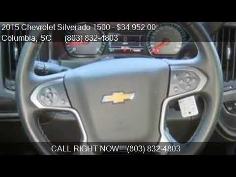 2015 Chevrolet Silverado 1500  for sale in Columbia, SC 2921