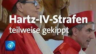 Harte Hartz-IV-Sanktionen gekippt
