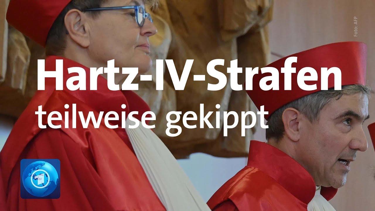 Hartz 4 sanktionen bundesverfassungsgericht 2020