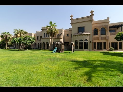 4 Bedrooms In Canal Frond J Palm Jumeirah For Rent Youtube