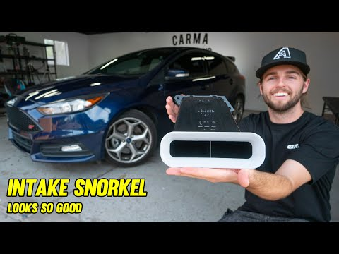 BIG MOUTH INTAKE For FORD Focus ST/RS (Easy Install)