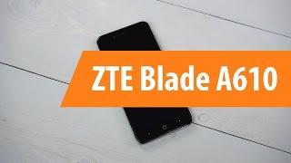 Распаковка ZTE Blade A610 / Unboxing ZTE Blade A610(Купить ZTE Blade A610 в DNS: http://www.dns-shop.ru/search/?q=blade+a610&utm_source=youtube&utm_medium=video&utm_campaign=BladeA610 ..., 2016-11-20T22:15:04.000Z)