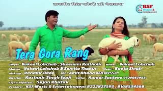Tera Gora Rang || Vakeel Lohchab 9813284688 , Sheenam Kaitholic || Latest 2017 Hit Haryanvi Song