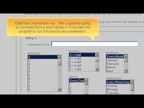 How Do I Create and Delete a Cron Job? | HostGator Support
