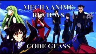 Mecha Anime Reviews: Code Geass Lelouch of the Rebellion