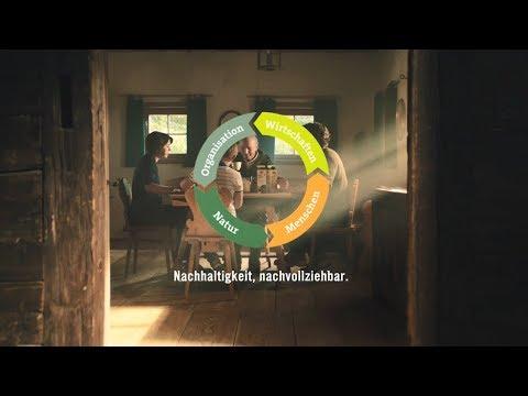 Kinospot: Nachhaltigkeit,  Nachvollziehbar. - Zurück Zum Ursprung
