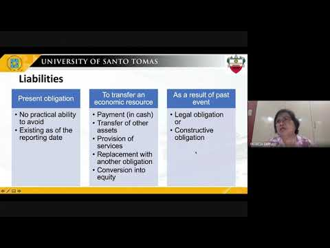 financial liablities part 1