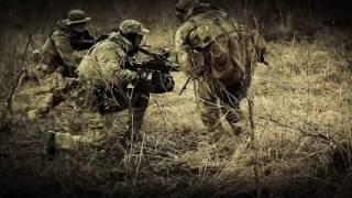 Музыкальный клип об украинском спецназе покорил Интернет