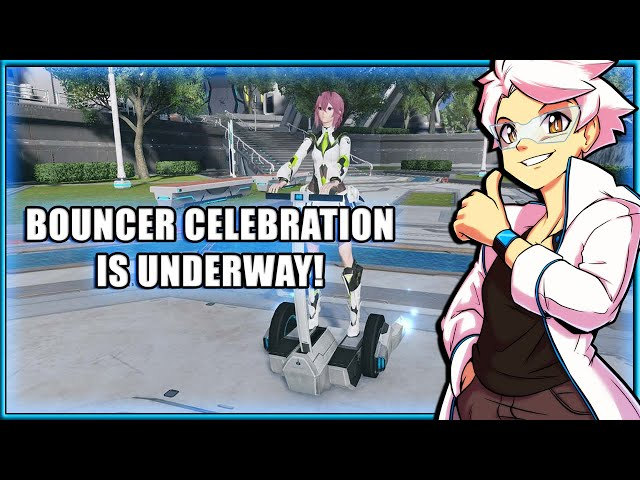 Bouncer Celebration Event Is Underway! | PSO2:NGS