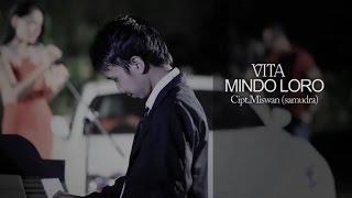 Lirik Lagu Vita Alvia - Mindo Loro