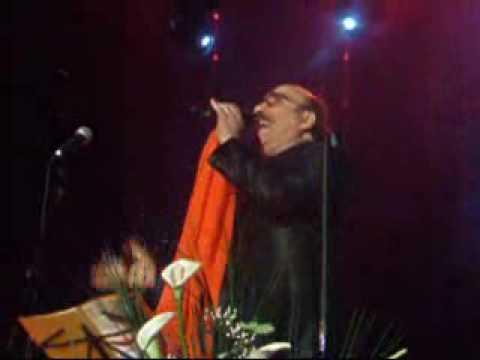 """di quinto rocco concert de ses 60 ans a gilly (je l""""aime encore)"""