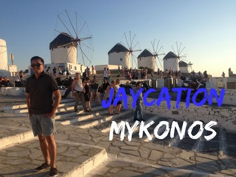 Travel Guide to Mykonos, Greece | Jaycation