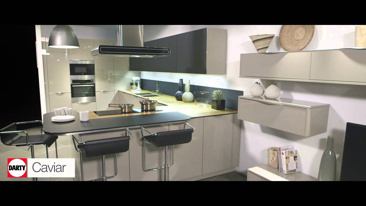 cuisine darty caviar youtube. Black Bedroom Furniture Sets. Home Design Ideas