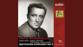 Symphony No. 9 in D-minor, Op. 125: Adagio molto e cantabile - Andante moderato (Live)