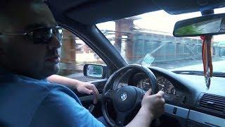 Toyota vs BMW. правда о СТАРЫХ иномарках! отзыв bmw e39