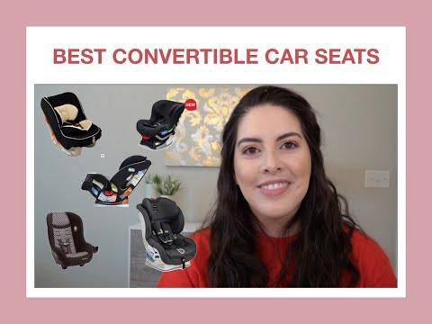 My Top 5 Convertible Car Seats- Best Convertible Car Seats 2020- Quick Start