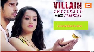 new hindi song banjara,hindi movie song,latest hindi song,song of movie ek villain