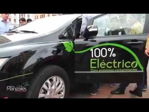 Auto 100% eléctrico BYD E6 - Rompiendo mitos en Manizales, Colombia