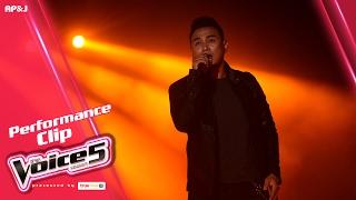 แต๊ก อานนท์ - แสงสุดท้าย - Final - The Voice Thailand - 5 Feb 2017