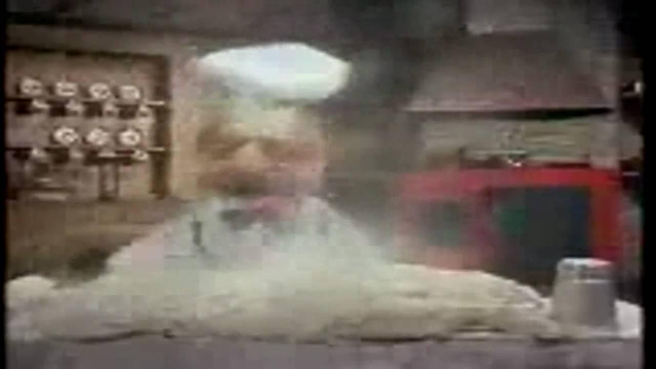 Swedish Chef Making Bread Youtube