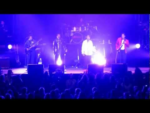 The Jacksons Unity Tour 2012 (J5 medley)