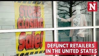 Defunct Retailers In The Us