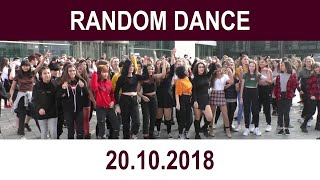 [PART 7.1] KPOP RANDOM DANCE GAME | STUTTGART GERMANY | 20.10.18