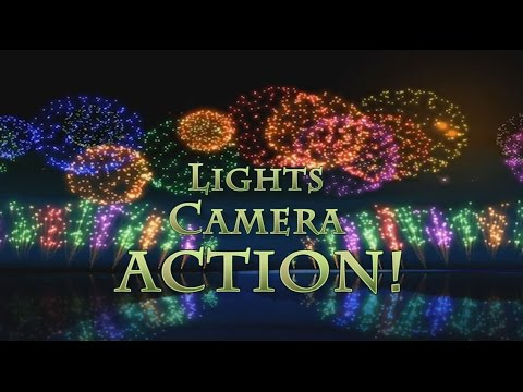 Lights, Camera, Action! Firework Show