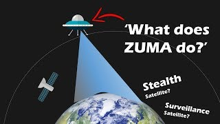 The Zuma Mystery Deepens, What does ZUMA do?