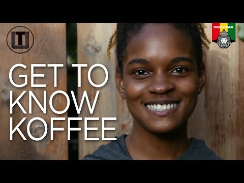 Interview: Get to know Koffee, October 2017
