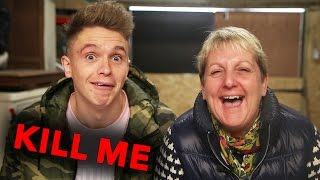 REACTING TO SEX TOY REVIEWS WITH MUM