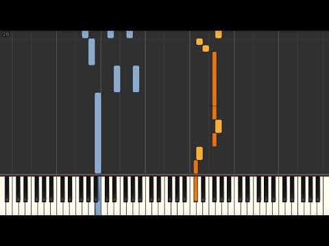 Cuando Nadie Me Ve  - Piano tutorial