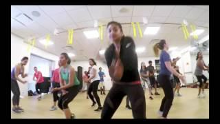 Jatti Nachdi PBN - Bollywood Cardio San Francisco