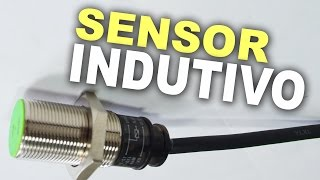 Sensor indutivo NPN e PNP - Funcionamento e aplicação!