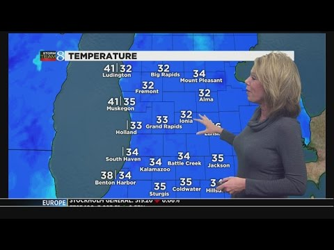Storm Team 8 Forecast Daybreak 102516