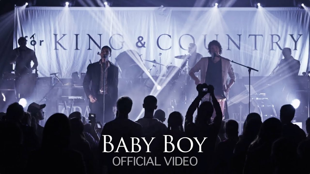for king country baby boy live from the factory nashville tn official youtube - For King And Country Christmas Album