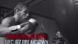 UFC 187: Conor McGregor Breaks Down The Title Fights